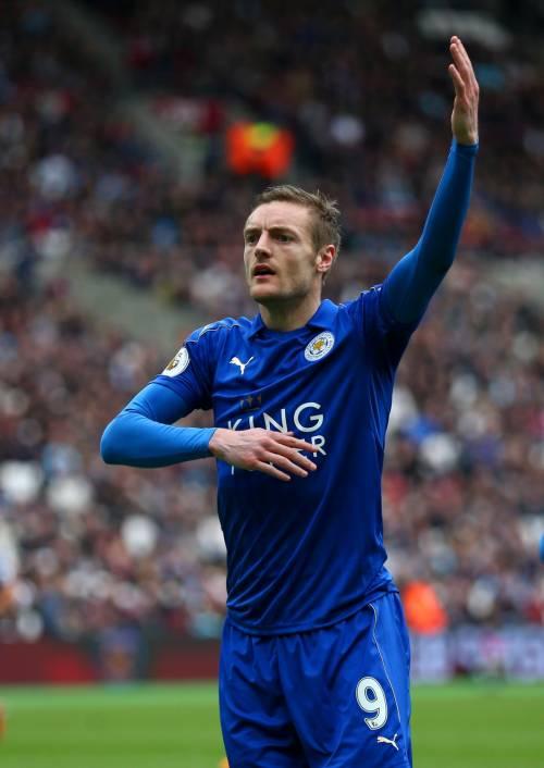 """Leicester, Vardy: """"L'esonero di Ranieri mi sta costando minacce di morte"""""""