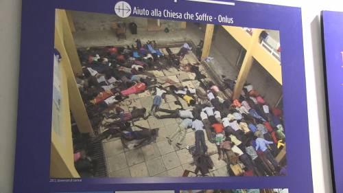 Mostra sui cristiani perseguitati: ecco tutti i luoghi del martirio