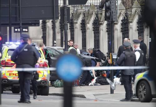 Londra attacco