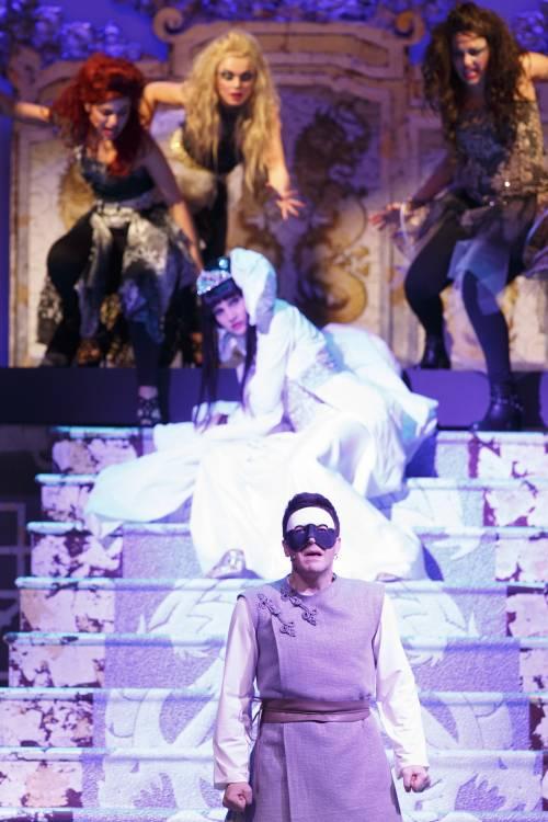 """""""La regina di ghiaccio"""", il nuovo show di Lorella Cuccarini 3"""