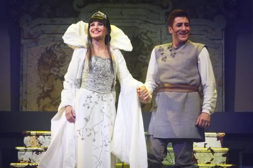"""""""La regina di ghiaccio"""", il nuovo show di Lorella Cuccarini 4"""