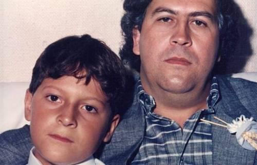 Moglie e figlio di Escobar a processo per riciclaggio