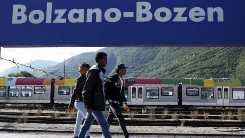 Ora l'Austria rimanda in Italia i migranti respinti dalla Merkel
