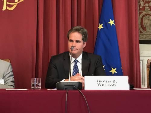 """L'uomo di Breitbart a Roma: """"In Italia Trump guarda a M5S e Lega"""""""