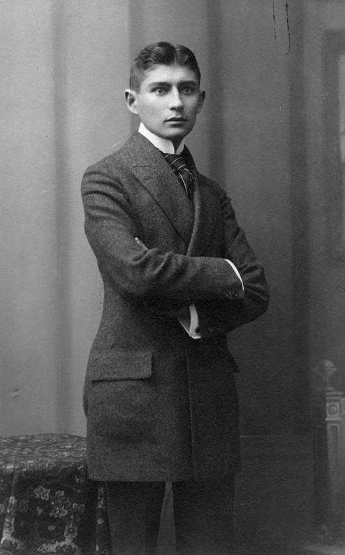 """Kafka, spunta una sua lettera """"scomparsa"""" scritta sul lago di Garda"""