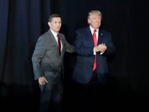 Ritirate le accuse contro Flynn: così si sgonfia il Russiagate
