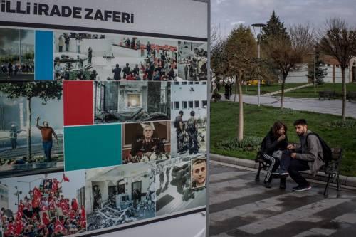 "Konya, la città dei Sufi, pronti a dire ""sì"" a Erdogan 10"