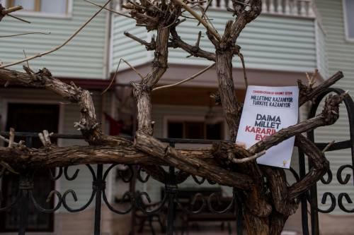 "Konya, la città dei Sufi, pronti a dire ""sì"" a Erdogan 11"