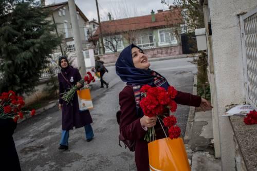 "Konya, la città dei Sufi, pronti a dire ""sì"" a Erdogan 13"