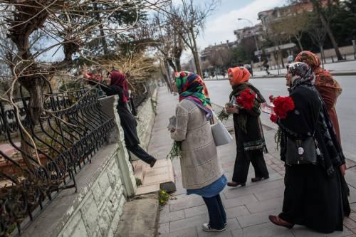 "Konya, la città dei Sufi, pronti a dire ""sì"" a Erdogan 15"