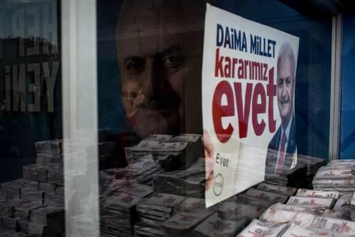 "Konya, la città dei Sufi, pronti a dire ""sì"" a Erdogan 2"