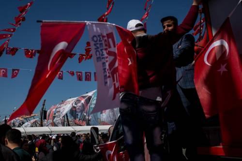 "Konya, la città dei Sufi, pronti a dire ""sì"" a Erdogan 17"