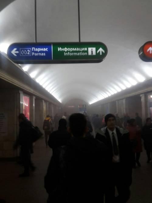 Russia, le foto da San Pietroburgo 3