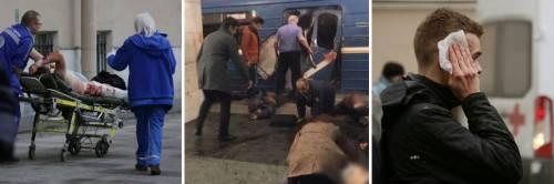 Contatti coi tagliagole siriani: così hanno pianificato la strage di San Pietroburgo