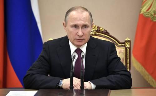 """""""Tra gli Stati Uniti e la Russia nessuna convergenza è possibile. E questa azione lo dimostra"""""""