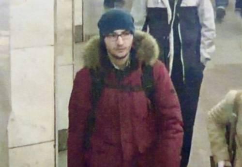 Attentato a San Pietroburgo, in azione un 22enne kirghiso