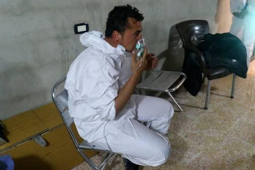 Tutti i dubbi sull'attacco chimico in Siria