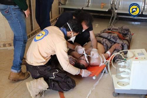 """Il rapporto dell'Onu sulle armi chimiche: """"Nessuna certezza su attacco di Idlib"""""""