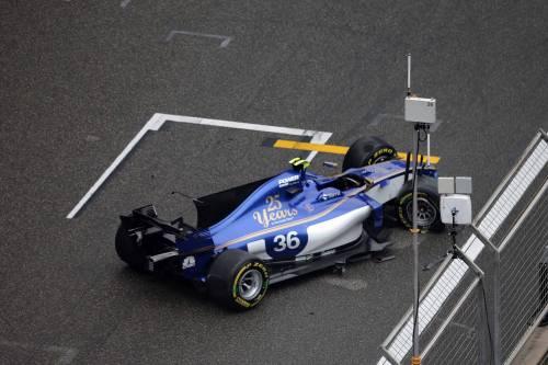 F1, l'incidente di Antonio Giovinazzi 4