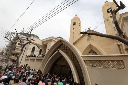 Attentato jihadista contro una chiesa nel Delta egiziano 4