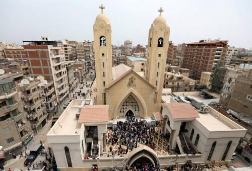 Attentato jihadista contro una chiesa nel Delta egiziano 5