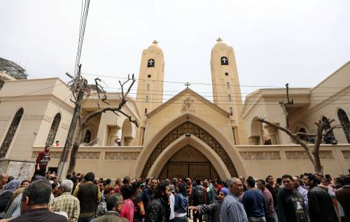 Attentato jihadista contro una chiesa nel Delta egiziano 7