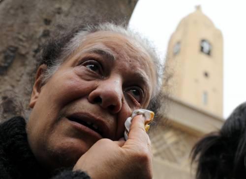 Attentato jihadista contro una chiesa nel Delta egiziano 6