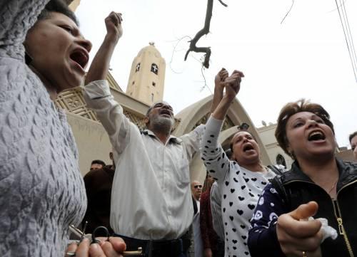 Attentato jihadista contro una chiesa nel Delta egiziano 9
