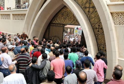 Attentato jihadista contro una chiesa nel Delta egiziano 10