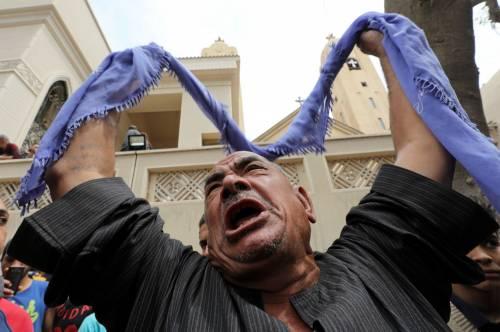 Attentato jihadista contro una chiesa nel Delta egiziano 3