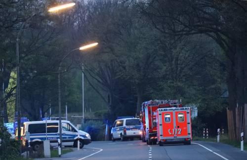 Bomba carta contro il bus del Borussia Dortmund 7