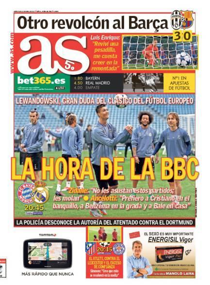 La stampa spagnola attacca il Barcellona 3