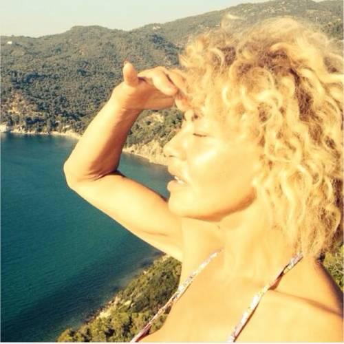 Eva Grimaldi, le foto sexy 8