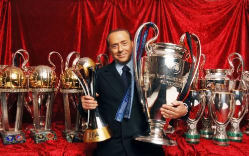 Berlusconi: ''Quella volta che strigliai il mister perchè vinse 6-0...''