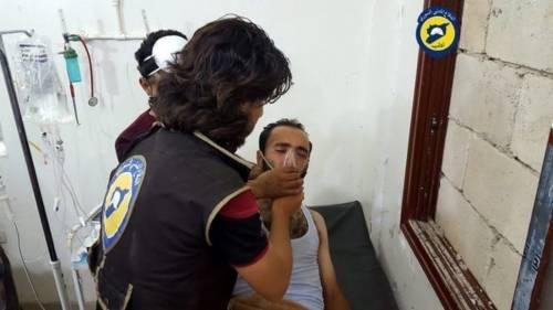 Cnn: gli Usa hanno intercettato i preparativi dell'attacco chimico in Siria