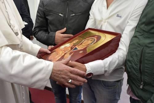 La Messa del Papa alla Casa di reclusione di Paliano 6