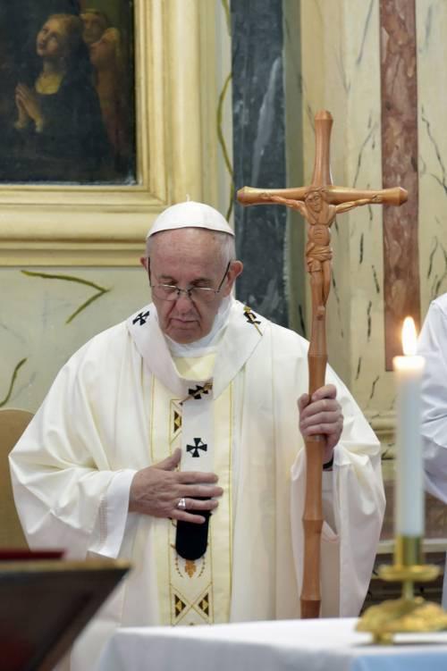 La Messa del Papa alla Casa di reclusione di Paliano 5