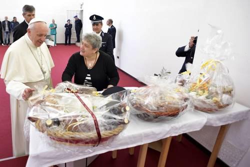 La Messa del Papa alla Casa di reclusione di Paliano 9