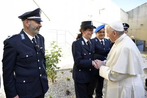 La Messa del Papa alla Casa di reclusione di Paliano 10