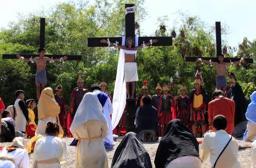 Via Crucis nelle Filippine
