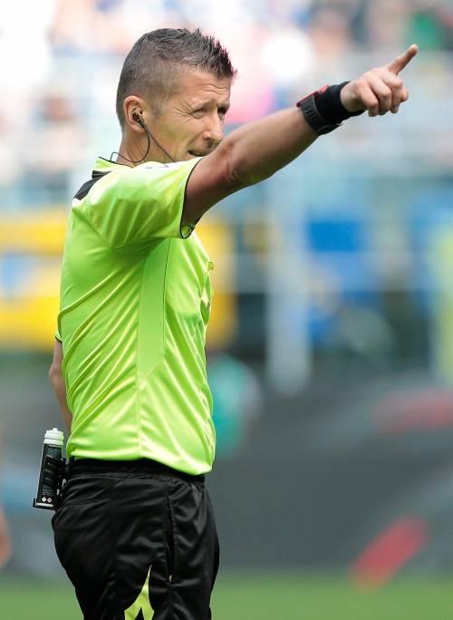 """L'Inter e i suoi tifosi se la prendono con Orsato: """"Gol del Milan oltre il tempo di recupero"""""""