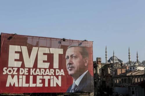 Nel referendum sul Reis si gioca il futuro della Turchia