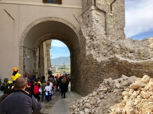 Da Norcia a Cascia sulle tracce di San Benedetto