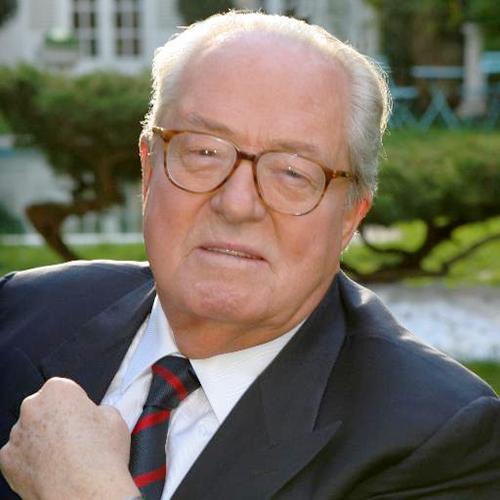 """Jean Marie Le Pen """"si tura il naso"""" e voterà Marine"""