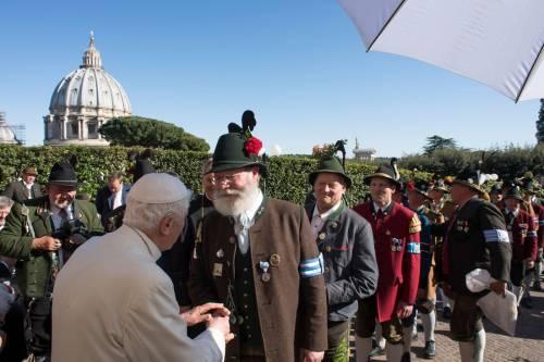 La festa dei 90 anni di Benedetto XVI 2