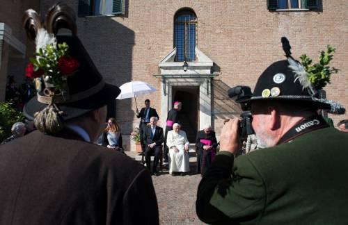 La festa dei 90 anni di Benedetto XVI 3