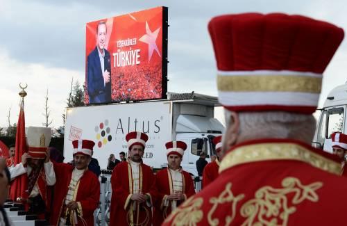 """Ankara festeggia il """"sì"""" al presidenzialismo 6"""