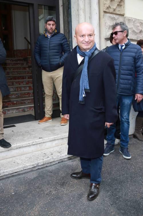 L'ultimo saluto a Gianni Boncompagni: la camera ardente è aperta al pubblico 5