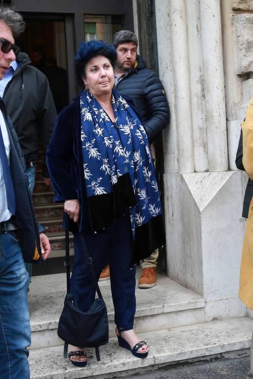 L'ultimo saluto a Gianni Boncompagni: la camera ardente è aperta al pubblico 9