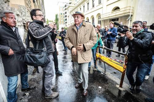 L'ultimo saluto a Gianni Boncompagni: la camera ardente è aperta al pubblico 11